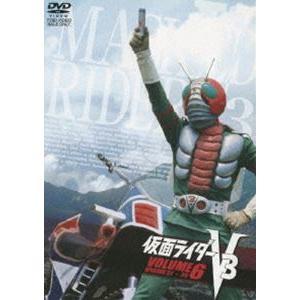 仮面ライダー V3 VOL.6 [DVD]|guruguru