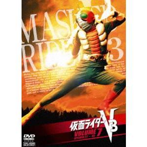 仮面ライダー V3 VOL.7 [DVD]|guruguru