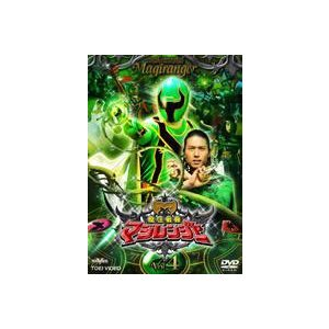 魔法戦隊マジレンジャー VOL.4 [DVD]|guruguru