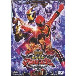 魔法戦隊マジレンジャー VOL.11 [DVD]|guruguru