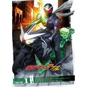 仮面ライダーW VOL.1 [DVD] guruguru
