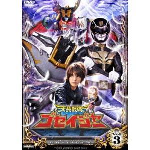 天装戦隊ゴセイジャー Vol.3 [DVD]|guruguru
