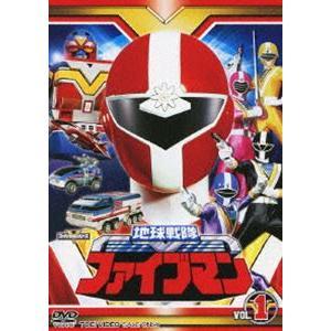 地球戦隊ファイブマン VOL.1 [DVD]|guruguru
