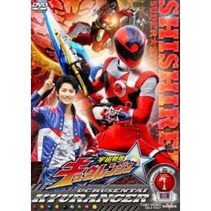 スーパー戦隊シリーズ 宇宙戦隊キュウレンジャー VOL.1 [DVD]|guruguru