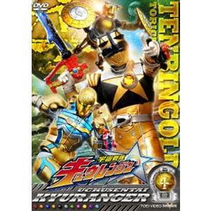スーパー戦隊シリーズ 宇宙戦隊キュウレンジャー VOL.4 [DVD]|guruguru
