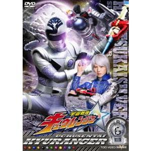 スーパー戦隊シリーズ 宇宙戦隊キュウレンジャー VOL.6 [DVD]|guruguru