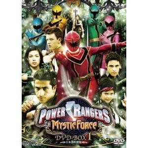 POWER RANGERS MYSTIC FORCE DVD-BOX 1 [DVD]|guruguru