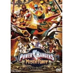 POWER RANGERS MYSTIC FORCE DVD-BOX 2 [DVD]|guruguru
