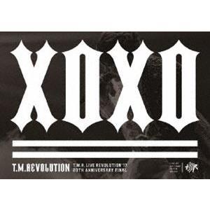 T.M.Revolution/T.M.R. LIVE REVOLUTION'17 -20th Anniversary FINAL at Saitama Super Arena-(通常盤) [DVD]|guruguru