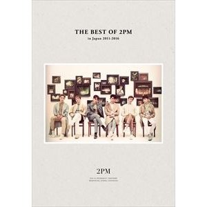 2PM / THE BEST OF 2PM in Japan 2011-2016(初回生産限定盤/2CD+2DVD) (初回仕様) [CD]