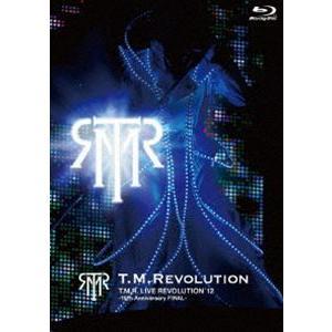 T.M.Revolution/T.M.R. LIVE REVOLUTION '12 -15th Anniversary FINAL- [Blu-ray]|guruguru