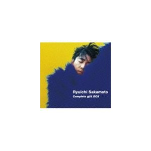 坂本龍一 / 坂本龍一 Complete gut BOX(Blu-specCD) [CD]|guruguru