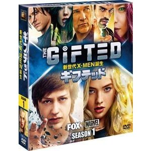 ギフテッド 新世代X-MEN誕生 シーズン1<SEASONSコンパクト・ボックス> [DVD]|guruguru
