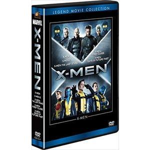X-MEN DVDコレクション [DVD]|guruguru