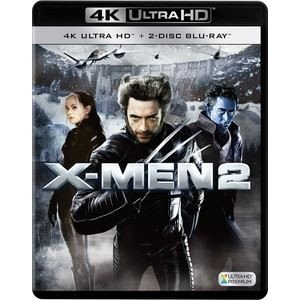 X-MEN2<4K ULTRA HD+2Dブルーレイ> [Ultra HD Blu-ray]|guruguru