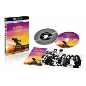ボヘミアン・ラプソディ<4K ULTRA HD + 2Dブルーレイ> [Ultra HD Blu-ray]|guruguru