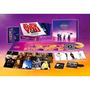 ボヘミアン・ラプソディ 日本限定アルティメットBOX<4K ULTRA HD+2Dブルーレイ+DVD>〔数量限定生産〕 [4K ULTRA HD+2Dブルーレイ+DVD]|guruguru
