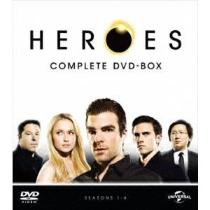 HEROES コンプリート DVD-BOX [DVD]|guruguru