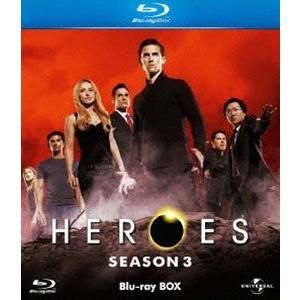 HEROES シーズン3 ブルーレイBOX [Blu-ray]|guruguru