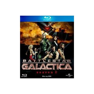 GALACTICA/ギャラクティカ シーズン2 ブルーレイBOX [Blu-ray] guruguru