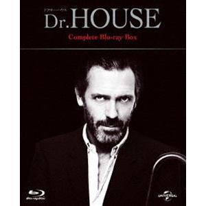 Dr.HOUSE/ドクター・ハウス コンプリート ブルーレイBOX<初回限定生産> [Blu-ray] guruguru