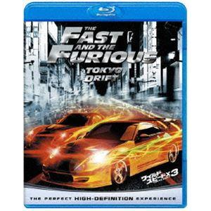 ワイルド・スピード×3 TOKYO DRIFT [Blu-ray]|guruguru