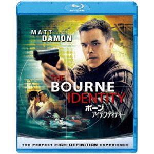ボーン・アイデンティティー [Blu-ray] guruguru