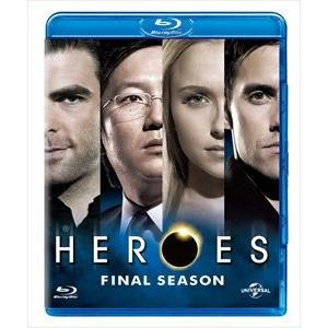 HEROES/ヒーローズ ファイナル・シーズン ブルーレイ バリューパック [Blu-ray]|guruguru