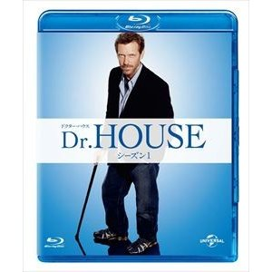 Dr.HOUSE/ドクター・ハウス シーズン1 ブルーレイ バリューパック [Blu-ray] guruguru