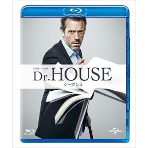 Dr.HOUSE/ドクター・ハウス シーズン5 ブルーレイ バリューパック [Blu-ray] guruguru