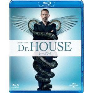Dr.HOUSE/ドクター・ハウス シーズン6 ブルーレイ バリューパック [Blu-ray] guruguru