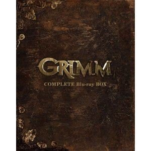 GRIMM/グリム コンプリート ブルーレイBOX [Blu-ray] guruguru