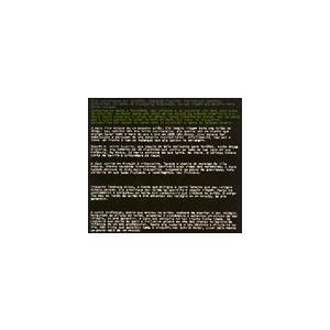 サンパウロ・アンダーグラウンド / ザ・プリンシプルズ・オブ・イントゥルーシヴ・リレーションシップス...