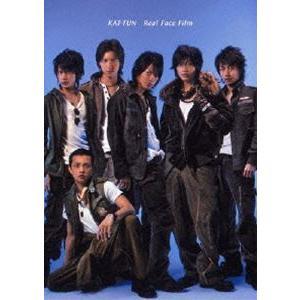 KAT-TUN/Real Face Film 通常盤 [DVD]|guruguru