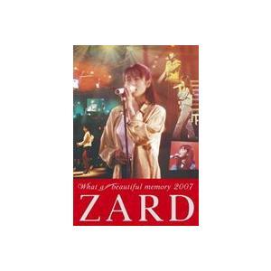 ZARD What a beautiful memory 2007 [DVD]|guruguru