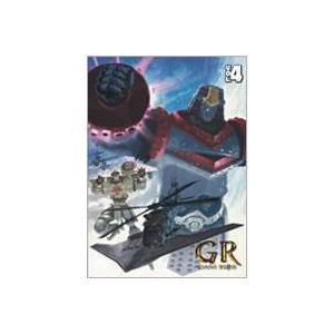 GR ジャイアントロボ プラチナセット【DVD+CD+爆裂造形フィギュア(応募券)】第4巻 [DVD]|guruguru