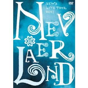 NEWS LIVE TOUR 2017 NEVERLAND【DVD】(通常盤) [DVD]|guruguru