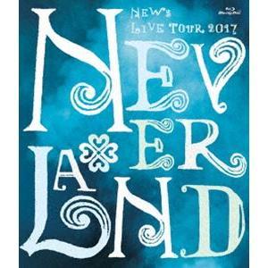 NEWS LIVE TOUR 2017 NEVERLAND【Blu-ray】(通常盤) [Blu-ray]|guruguru