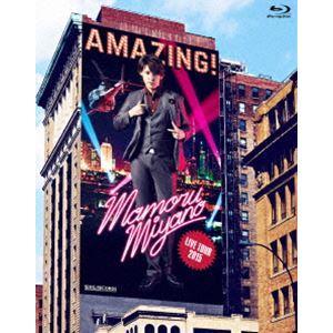 宮野真守/MAMORU MIYANO LIVE TOUR 2015 〜AMAZING!〜 [Blu-ray]|guruguru