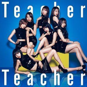 (初回仕様)AKB48/Teacher Teacher(初回限定盤/Type B/CD+DVD) CD