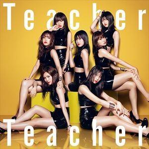 (初回仕様)AKB48/Teacher Teacher(初回限定盤/Type C/CD+DVD) CD