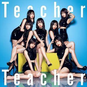 (初回仕様)AKB48/Teacher Teacher(初回限定盤/Type D/CD+DVD) CD