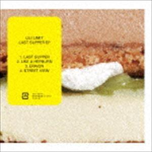 LILI LIMIT / LAST SUPPER EP(初回生産限定盤/CD+DVD) [CD]