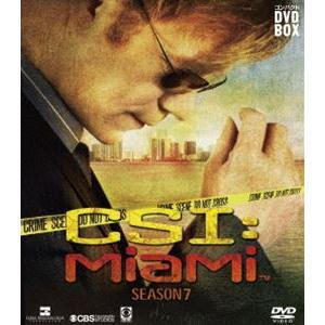 CSI:マイアミ コンパクト DVD-BOX シーズン7 [DVD]|guruguru