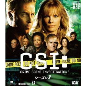 CSI:科学捜査班 コンパクト DVD-BOX シーズン7 [DVD]|guruguru