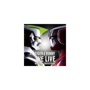 池頼広(音楽) / TIGER & BUNNY THE LIVE オリジナルサウンドトラック [CD]|guruguru