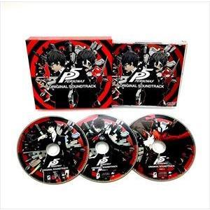 ペルソナ5 オリジナル・サウンドトラック [CD]の商品画像