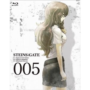STEINS;GATE Vol.5 [Blu-ray] guruguru
