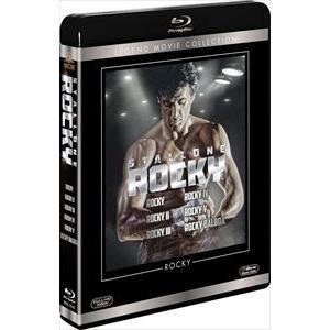 ロッキー ブルーレイコレクション [Blu-ray] guruguru