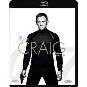 007/ダニエル・クレイグ ブルーレイコレクション [Blu-ray]|guruguru